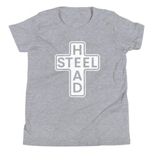 Load image into Gallery viewer, Youth Holy Steelhead T-Shirt