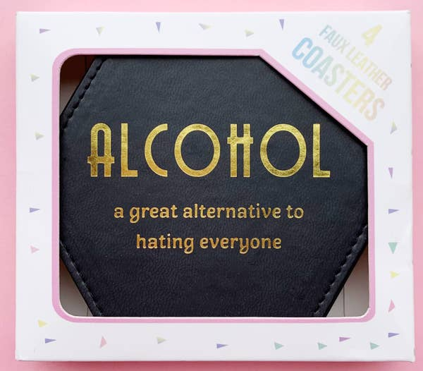Alcohol Coasters