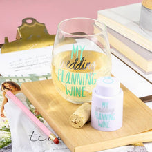 Load image into Gallery viewer, Wedding Planning Wine Stopper