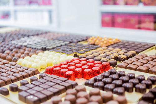 Belgian Chocolate Tasting