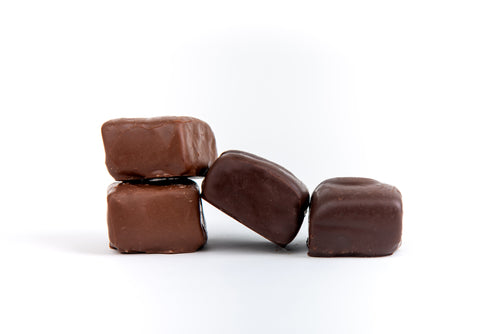 Marshmallows dipped in Belgian Chocolate
