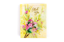 Load image into Gallery viewer, Hand Decorated Box - Thank You Bouquet