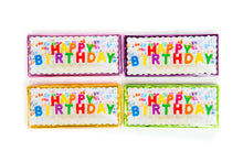 Load image into Gallery viewer, Happy Birthday Belgian Chocolate Bars