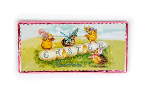 Easter Hand Decorated Bars (Easter Chicks)