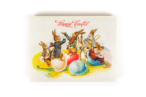 Easter Hand Decorated Boxes (Bunny Orchestra)