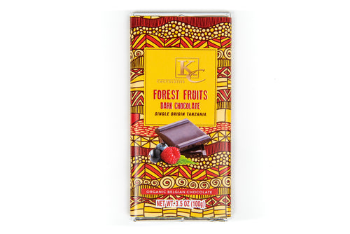 ORGANIC Single Origin Tanzania | Forest Fruits, Dark Chocolate (100g)