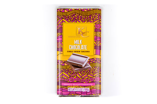 ORGANIC Single Origin Tanzania | Milk Chocolate (100g)