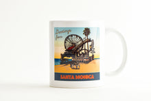 Load image into Gallery viewer, Greetings From Santa Monica Mug