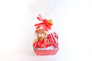 "Valentine's Day ""I Love You"" Gift Basket"