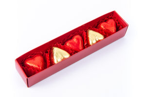 KC Chocolatier Hearts