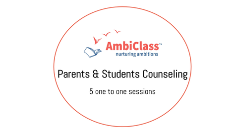 Parents & Student Counseling