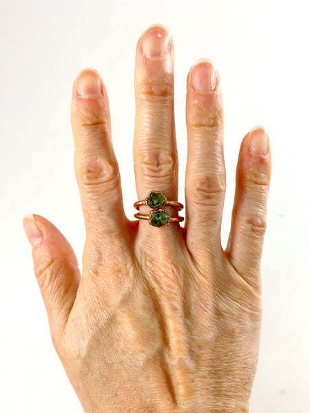 Peridot Ring | August Birthstone