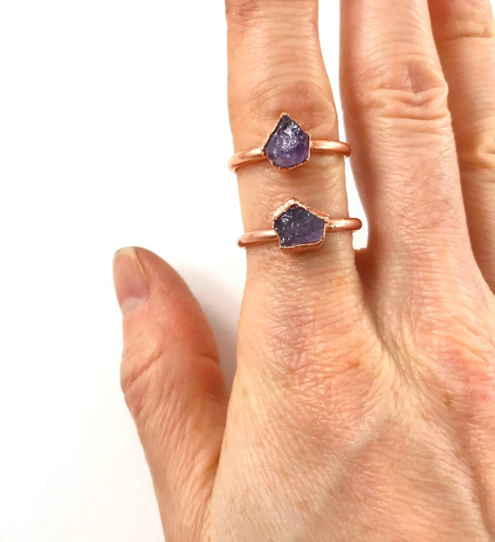 Amethyst Ring | February Birthstone