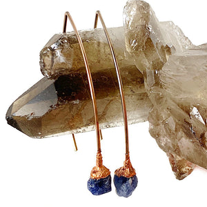Sapphire Earrings | September Birthstone