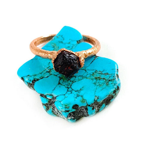 Garnet Ring | January Birthstone