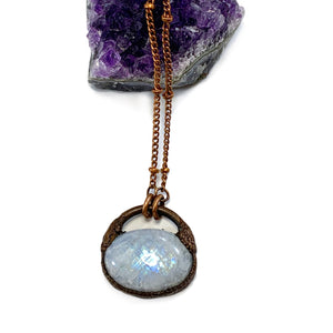 Moonstone Necklace | June Birthstone