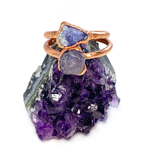 Tanzanite Ring | December Birthstone