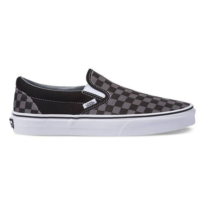 Tenis Classic Slip-On Negro Checkerboard - EPIC SPORTS
