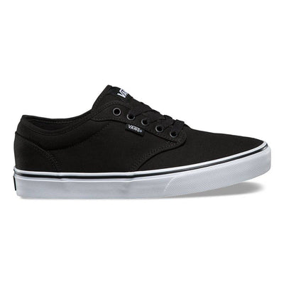 Tenis MN Atwood Canvas negro y Blanco - EPIC SPORTS