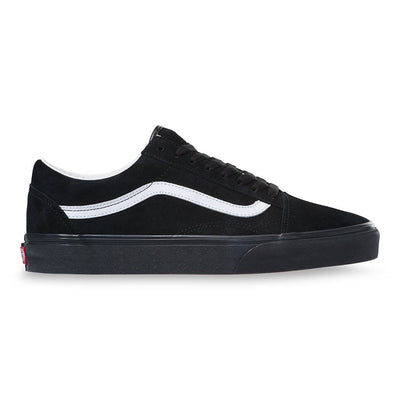 Tenis Old Skool pig Suede Negro - EPIC SPORTS