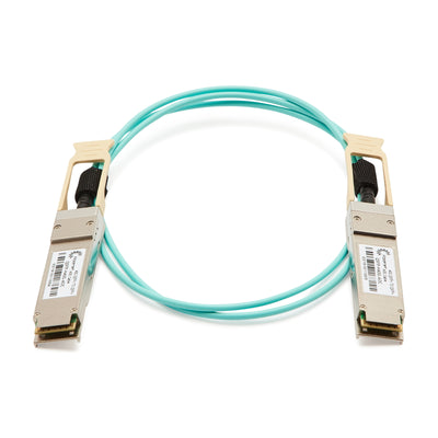 40GBASE-AOC QSFP Active Optical Cable 5m - Cisco compatible
