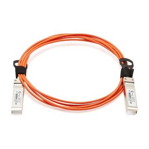 10GBASE-AOC SFP+ Active Optical Cable 2m - Juniper compatible