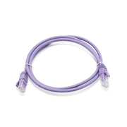 Cat6 Ethernet Patch Cable, UTP, LSOH, Latch Protection Boot