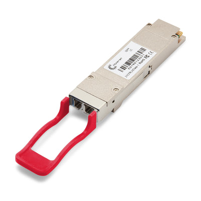 40GBASE-ER4 QSFP Transceiver Module, LC, 40km DOM - Extreme compatible