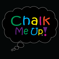 Chalkboard t-shirts, customized designs, erasable drawable clothing, bags, and accessories.