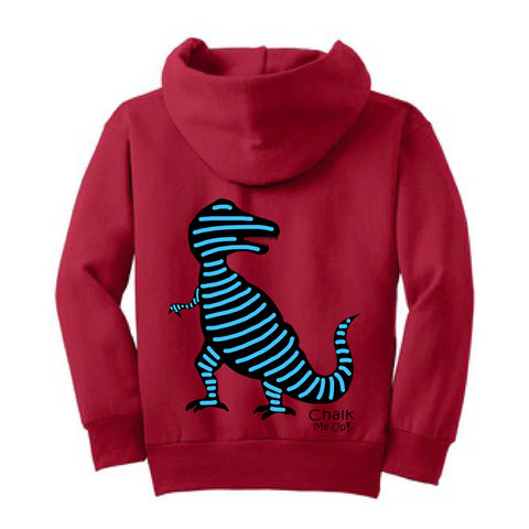 Youth TREX Hoodie w/3 Chalk Markers