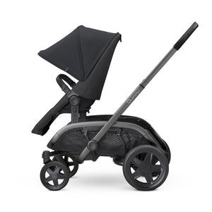 HUBB STROLLER - Black on Black