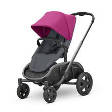 Load image into Gallery viewer, HUBB STROLLER - Pink on Graphite