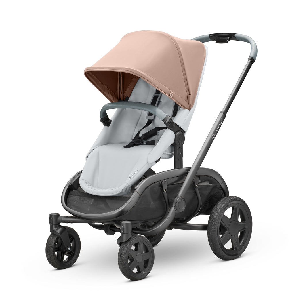 HUBB STROLLER - Cork on Grey