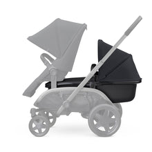 Load image into Gallery viewer, HUXX CARRYCOT - Black on Black