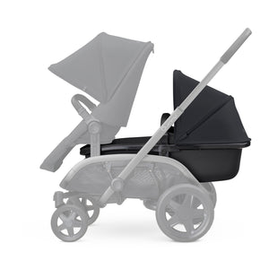 HUXX CARRYCOT - Black on Black