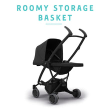 Load image into Gallery viewer, ZAPP FLEX STROLLER - Black on Black