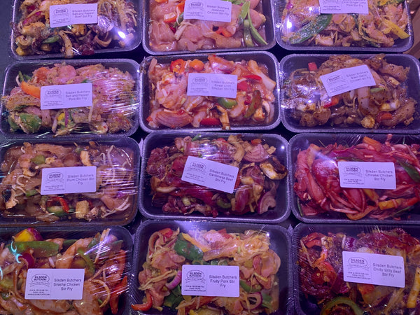 New Sizzling Stir Fry Pack