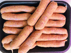 Pork And Marmalade Sausages
