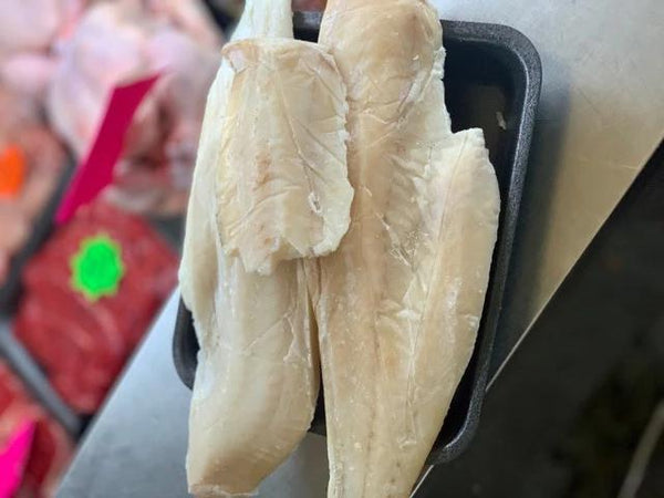 Frozen At Sea Skinless Haddock