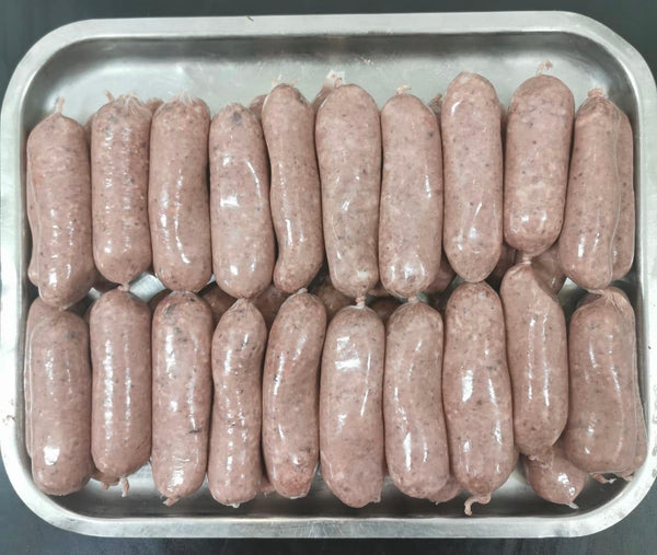 Pork & Black Pudding Sausage