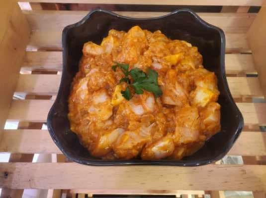 Indian Chicken & Potato Curry