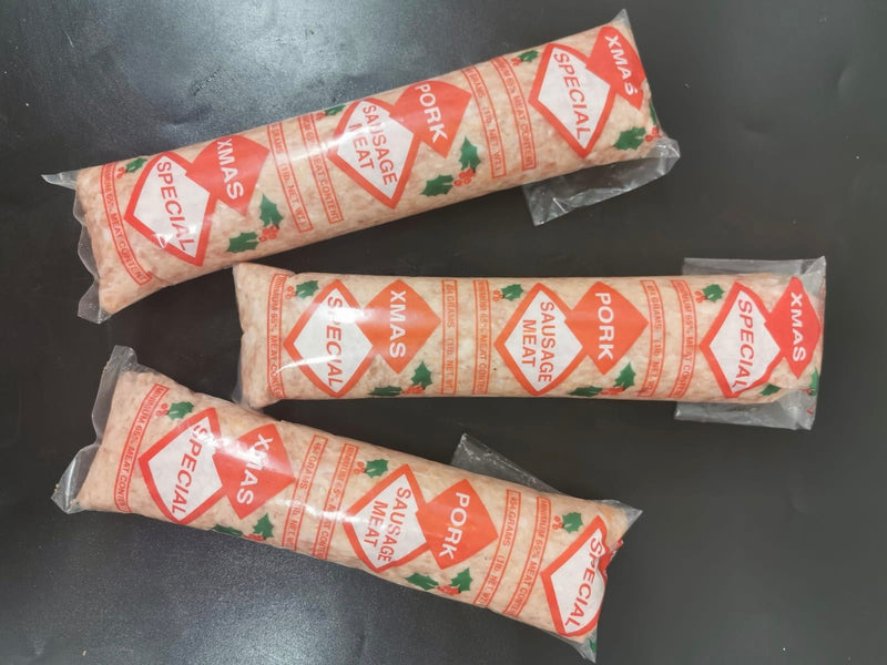 Sausage Meat Tubes (Each)