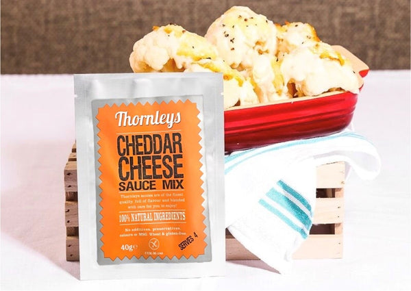 Thornleys Cheddar Cheese Sauce Mix