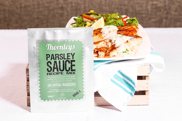 Thornleys Parsley Sauce Recipe Mix