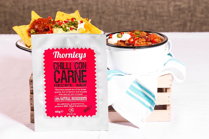 Thornleys Chilli Con Carne Recipe Mix