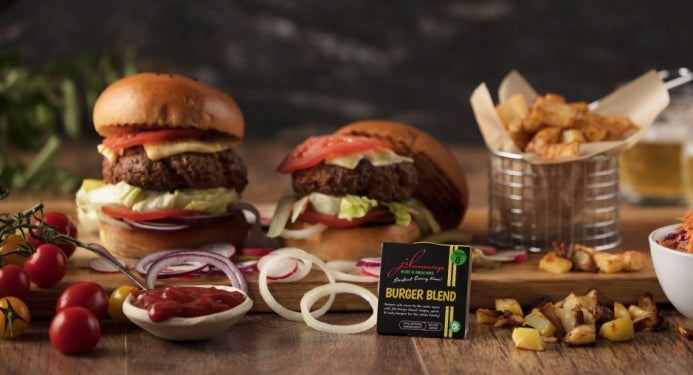 JD Seasonings - Burger Blend