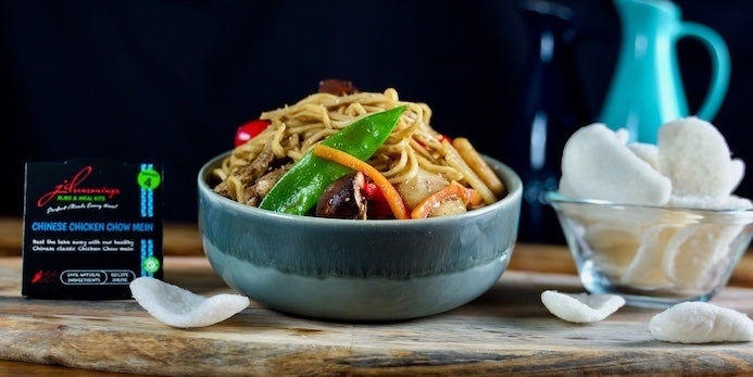 JD Seasonings - Chinese Chicken Chow Mein
