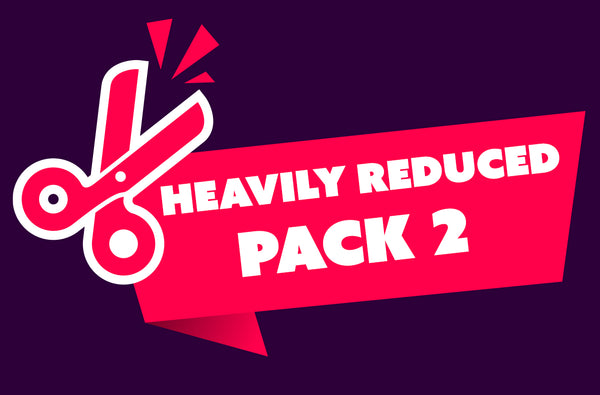 Heavily Reduced Pack 2