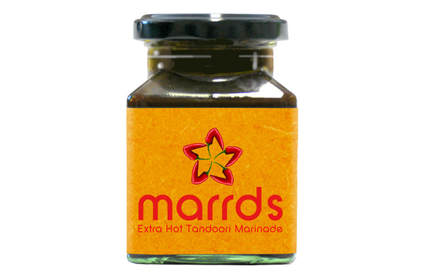 Marrds Extra Hot Tandoori Marinade 200g