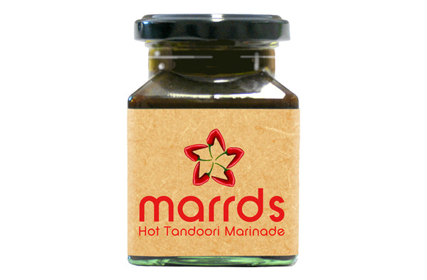 Marrds Hot Tandoori Marinade 200g